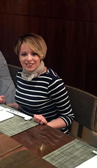 Making The Most Of It After The Concert At Landmark Baku Tepanyaki Restaurant