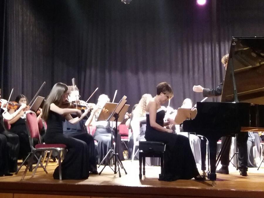 İzmir Concert With Dokuz Eylul University Symphony Orchestra