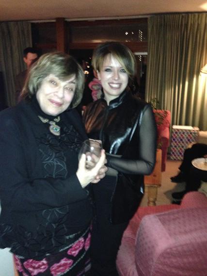 With My Teacher Joan Havill