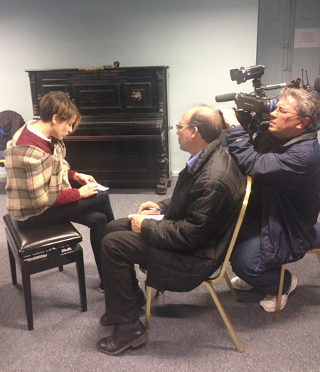 Interview With Malta National TVM