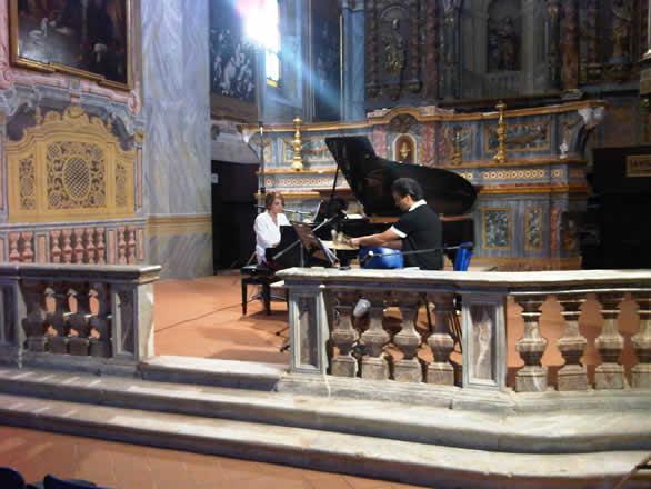 Dinçer Özer - Percussionist Alba Music Festival İtalya