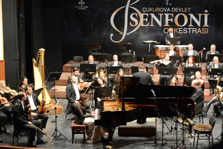 It Was A Joy To Be With Conductor Emin Güven Yaşlıçam And Çukurova State Symphony In Adana