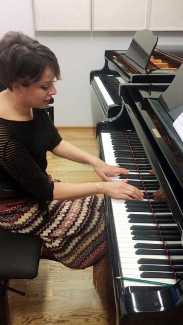 Estonia Music Academy Masterclass