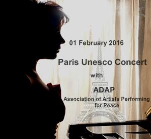 PARIS UNESCO CONCERT